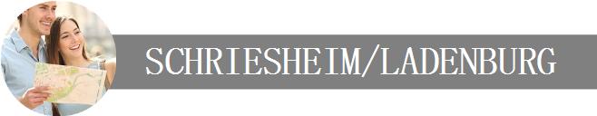 Deine Unternehmen, Dein Urlaub in Schriesheim-Ladenburg Logo